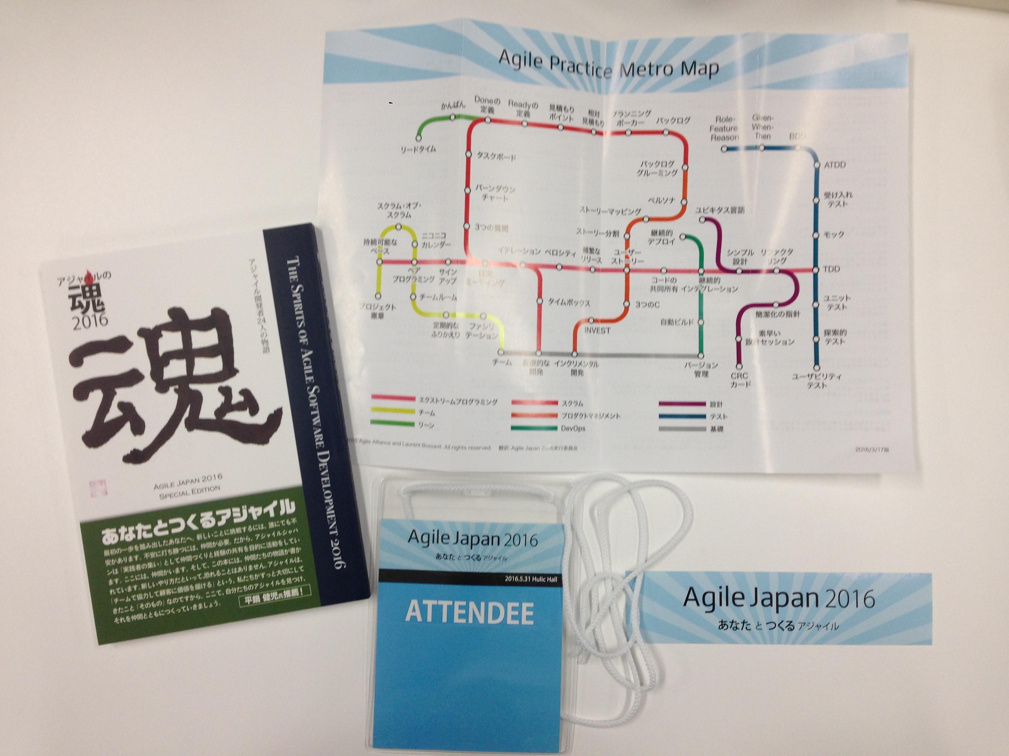 アジャイルジャパン資料