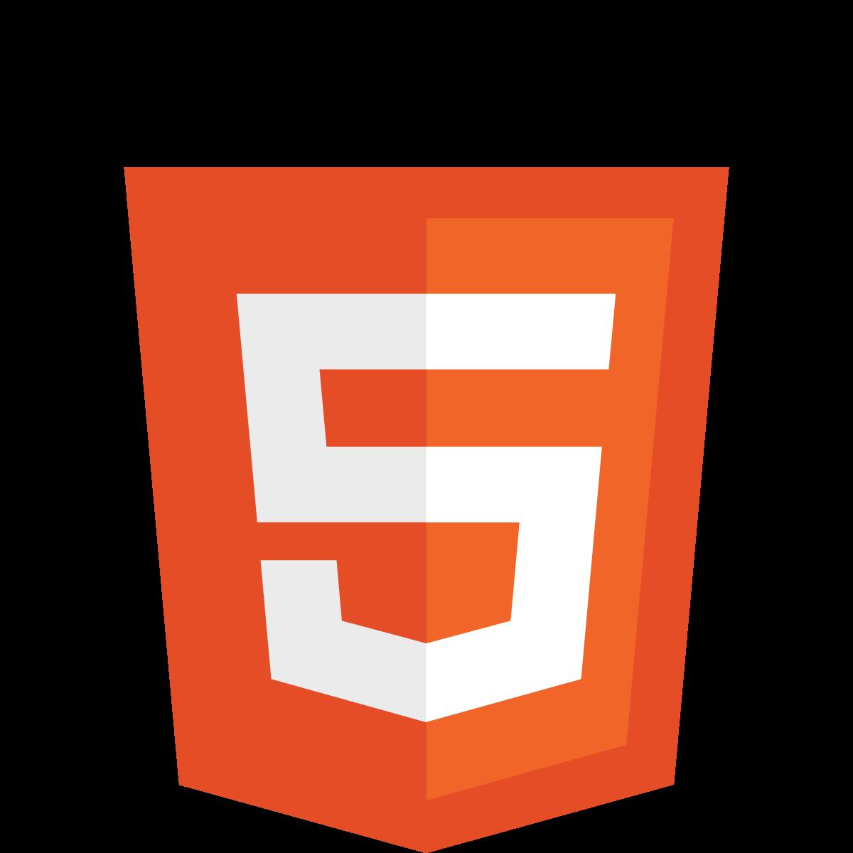 HTML5ロゴ
