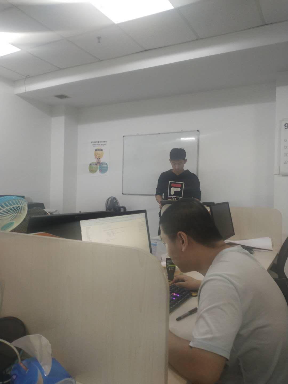 大連ODCはソフトウェア品質の向上のために、不定期な勉強会をする。